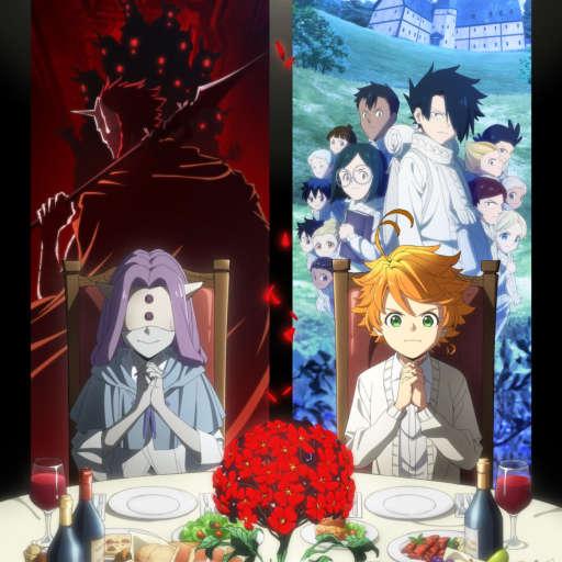 Poster of Yakusoku no Neverland 2nd Season