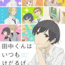 Poster of Tanaka-kun wa Itsumo Kedaruge