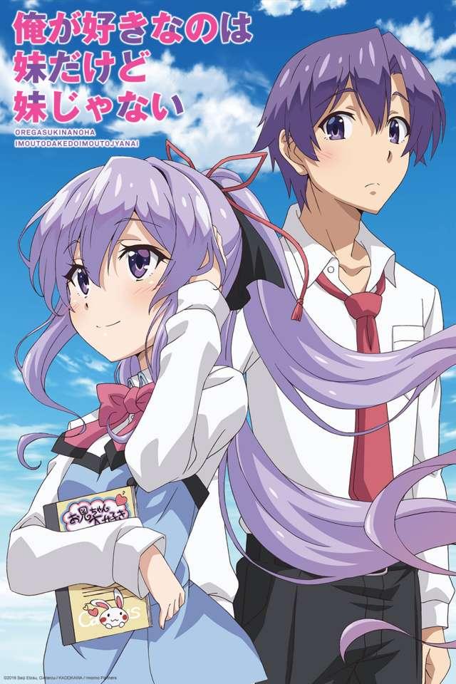 Poster of Ore ga Suki nano wa Imouto dakedo Imouto ja Nai