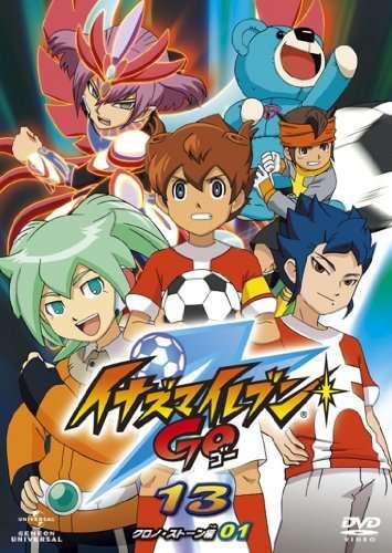Poster of Inazuma Eleven Go: Chrono Stone