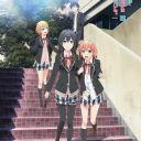 Poster of Yahari Ore no Seishun Love Comedy wa Machigatteiru. Zoku