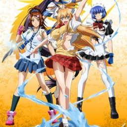 Poster of Ikkitousen: Xtreme Xecutor