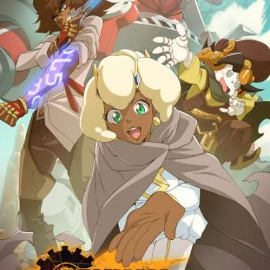 Poster of Cannon Busters