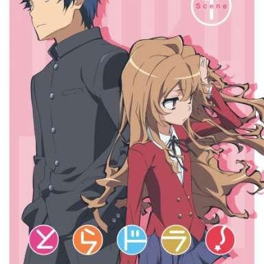 Poster of Toradora!: Bentou no Gokui