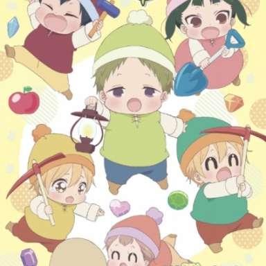 Poster of Gakuen Babysitters Special