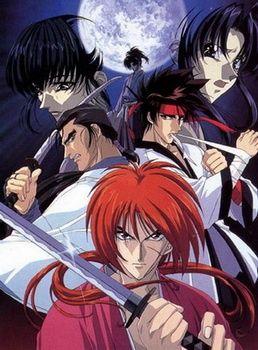 Poster of Rurouni Kenshin: Meiji Kenkaku Romantan - Ishinshishi e no Chinkonka