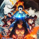 Poster of Ao no Exorcist: Kyoto Fujouou-hen