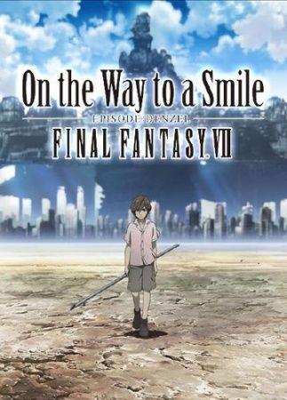 Poster of Final Fantasy VII: On the Way to a Smile - Episode: Denzel