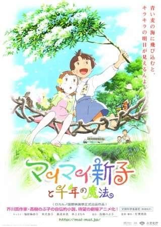 Poster of Mai Mai Shinko to Sennen no Mahou