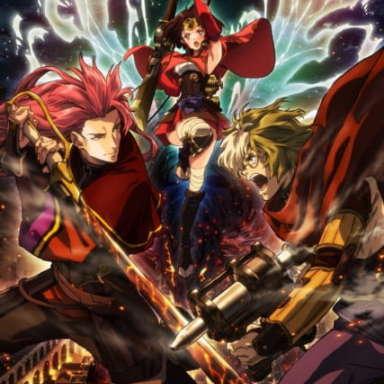 Poster of Koutetsujou no Kabaneri Movie 1: Tsudou Hikari