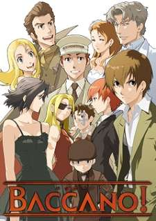 Poster of Baccano!