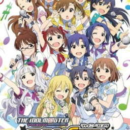 Poster of The iDOLM@STER Shiny Festa