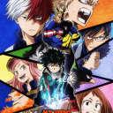 Poster of Boku no Hero Academia 2nd Season