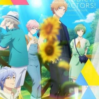 Poster of A3! Season Spring & Summer