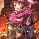 Poster of Sword Art Online Alternative: Gun Gale Online