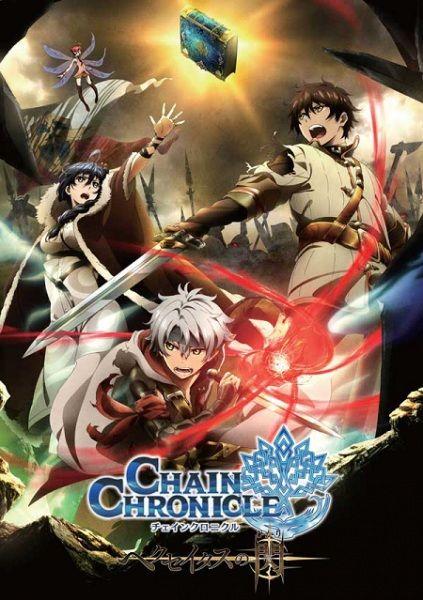 Poster of Chain Chronicle: Haecceitas no Hikari