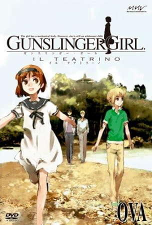 Poster of Gunslinger Girl: Il Teatrino OVA