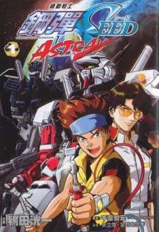Poster of Mobile Suit Gundam SEED MSV Astray
