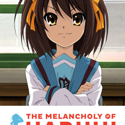 Poster of Suzumiya Haruhi no Yuuutsu (2009)