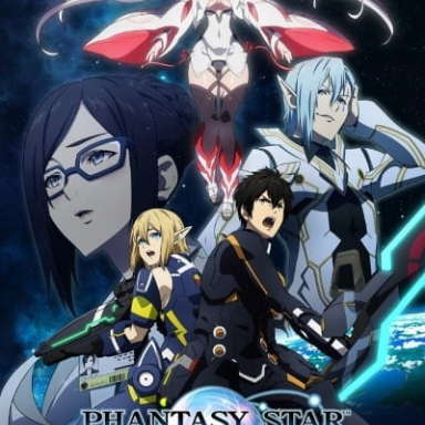 Poster of Phantasy Star Online 2: Episode Oracle
