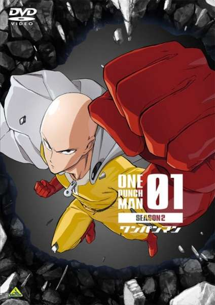 Poster of One Punch Man 2nd Season Specials