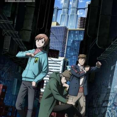 Poster of Kabukichou Sherlock