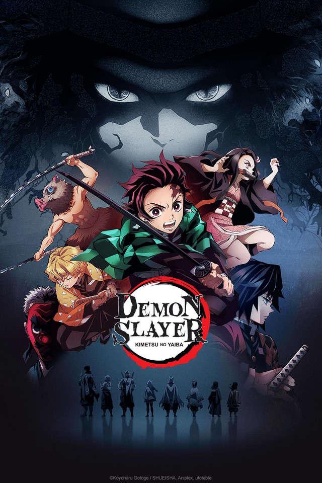 Poster of Kimetsu no Yaiba