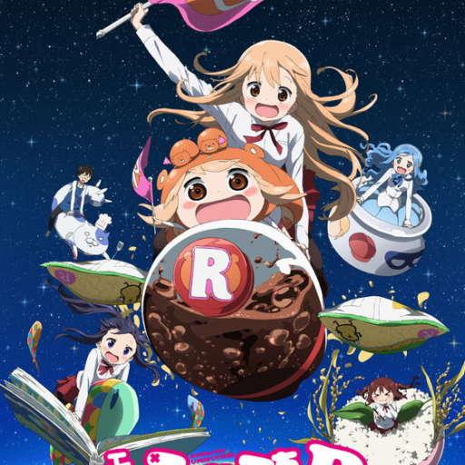 Poster of Himouto! Umaru-chan R