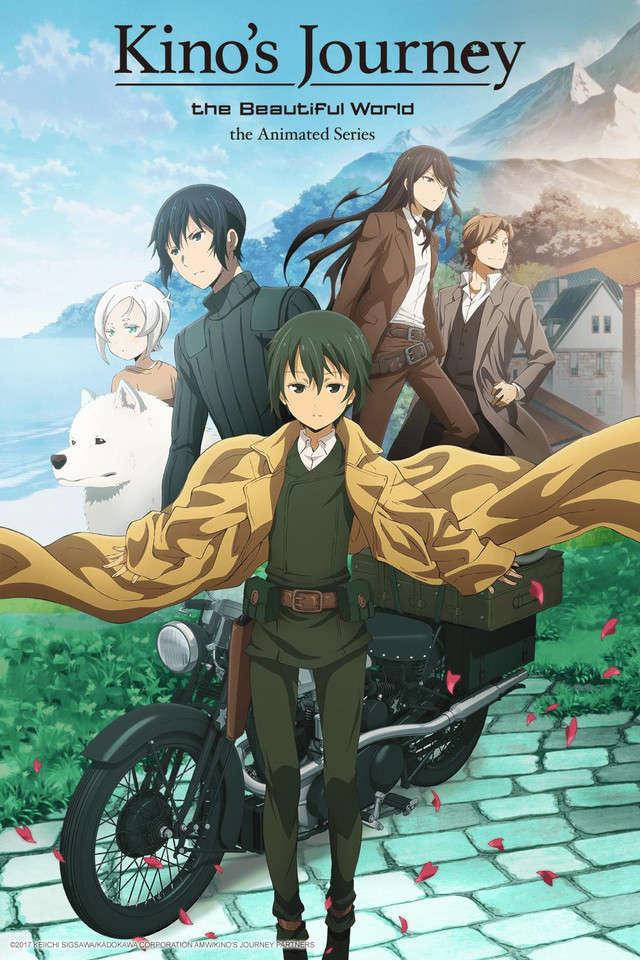 Poster of Kino no Tabi: The Beautiful World - The Animated Series